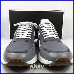 Michael Kors Mens Sneakers Miles Grey Shoes 13 Retro Street Trainer NEW