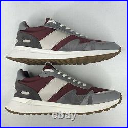 Michael Kors Mens Sneakers Miles Shoes Size 9 Retro Street Trainer NEW
