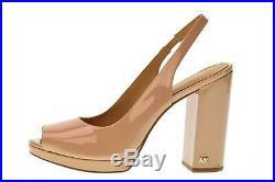 Michael Kors P18u women's shoes open toe sandals 40S8ERHG1A ERIKA SLING BLUSH