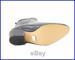 Michael Kors Patrice Women's Black Leather Booties Size 8