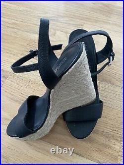 Michael Kors Platform Wedge Shoes Size 4