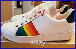 michael kors pride sneakers