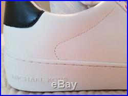 Michael Kors Poppy Lace Up Sneakers Optic White/Rainbow Pride Collection