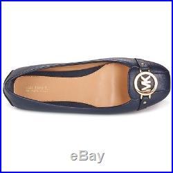 Michael Kors Shoes Fulton Flat Pumps Admiral (Blue) UK Ladies Size 5- New in Box
