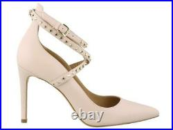 Michael Kors Shoes Size UK 6 EU 39 Pink Leather Womens High Heel Court Strappy
