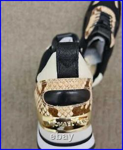 Michael Kors Shoes Trainers Wilma Trainer Heavy Canvas US 8 UK 5.5