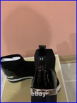 Michael Kors Skyler Bootie Shoe Stretch Size 6.5