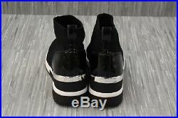 Michael Kors Skyler Sneaker Bootie Women's Size 8M Black