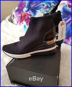 Michael Kors Skyler Sneaker Booties Size Us 6 Uk 3 New without box unworn