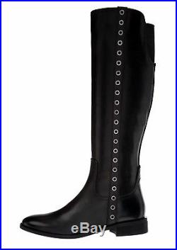 Michael Kors Stiefel DORA BOOT Leder Black Gr. 38 NEU