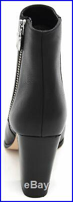 Michael Kors Woman Ankle Boots Booties Winter Casual Leather Margaret Bootie