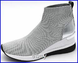 Michael Kors Woman Sneaker Slip On Shoes Sports Casual Skyler Bootie 43r9skfe5d