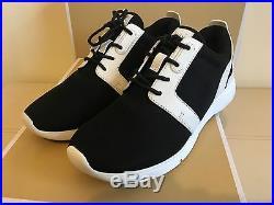 Michael Kors Women's Amanda Navy & White Trainers Size Uk 4 Bnib Rrp £140.00