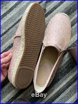 Michael Kors Women's Flat Shoes Wedges Size EU 37 (UK 4)US 7 Hastings Espadrille