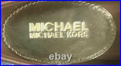 Michael Kors Women's Keaton Slip-On Sneakers Vanilla Size 9.5 M shoes