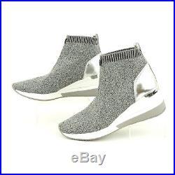 Michael Kors Women's (Sz 10) Skyler Booties Grey, $145 (3150P)