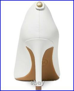 Michael Kors Womens Dorothy Flex Pumps Shoes Optic White Size 9