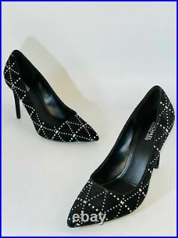 Michael Kors Womens Shoes Suede Claire Pump MK TPU Size 4 Uk / 37 Eu