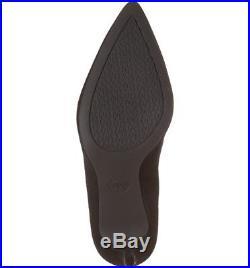 Michael Michael Kors Dorothy black suede flex pumps sz. 8.5 M (39)