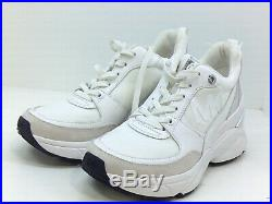 Michael Michael Kors Mickey Trainer Optic White 6, Optical White, Size 6.0 6nix