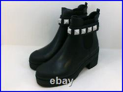 Michael Michael Kors Women's Shoes Boots, Black, Size 6.0