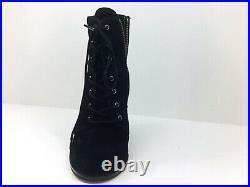 Michael Michael Kors Women's Shoes Boots, Black, Size 6.5
