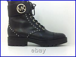 Michael Michael Kors Women's Shoes Boots, Black, Size 8.0