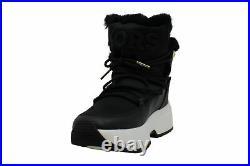Michael Michael Kors Women's Shoes Cassia bootie Fabric Closed, Black, Size 5.5
