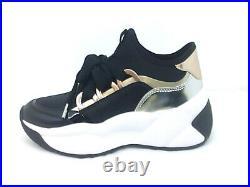 Michael Michael Kors Women's Shoes Fashion Sneakers, Black, Size 5.5