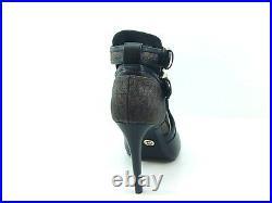 Michael Michael Kors Women's Shoes Heeled Sandals, Black, Size 8.0