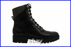 Michael Michael Kors Women's Shoes bastian ankle boot Leather, Black, Size 11.0
