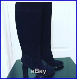 Michael kors Regina Suede Knee Boots 8.5