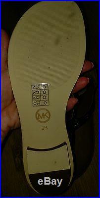 Michael kors ladies sandals size 5 NEW