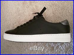 Micheal Kors, Irving, Lace Up, Leather Tennis Shoes