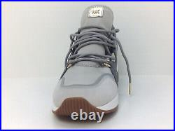 Micheal Kors Women's Shoes Fashion Sneakers, Grey, Size 11.0