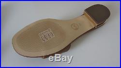 NEU Michael Kors Sandalen, Flops Damenschuhe LEDER wahl Größe/ 37,38,39