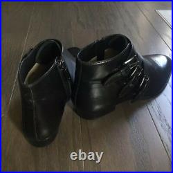 NEW Michael Kors Black Boots Booties Shoes 7.5