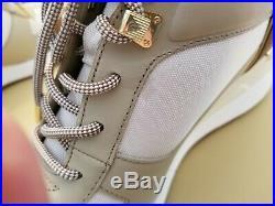 NIB MICHAEL KORS Liv Bootie sneaker wedge women's size 7.5/ 8