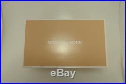 NIB MICHAEL by MICHAEL KORS 40F3MFMP2S MK FLEX PUMP NAVY SUEDE SZ 9.5 FREE GIFT