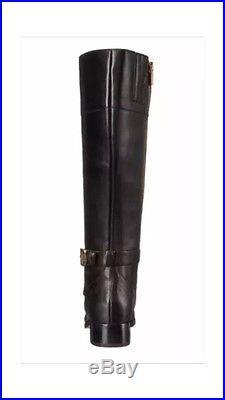NIB Michael Kors Bryce Size 10 Black Riding Tall Boots