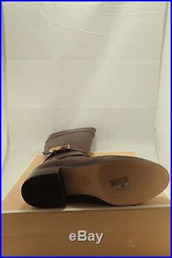 NIB Michael Kors MK 40F5BYMB8L BRYCE Mocha Tall Boots Size. 7 FREE GIFT LOOK