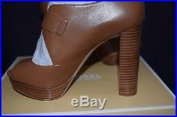 NIB! Michael Kors Women's Eleni Mary Jane Platform Pumps $165