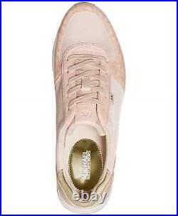 NIB Size 7.5 Michael Kors Monique Athletic Trainer Sneakers Shoes Ballet Pink