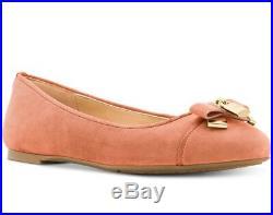 NIB Size 8.5 Michael Kors Alice Terra Moccasin Ballet Flats