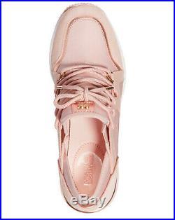 NIB Size 8.5 Michael Kors Premium Liv Trainer Sneakers Shoes Soft Pink