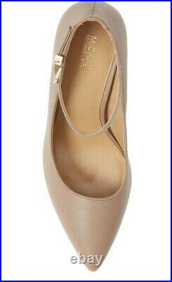 New Adorable Michael Kors Mila Flex Ankle Strap (Truffle) Women's Shoes Size 10