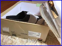New MIchael Kors Size 8.5 Trainer Extreme Mini MK Logo Sneaker Shoes