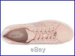 New Michael Kors MK Women's Premium Poppy Lace Up Sneakers Shoes Soft Pink