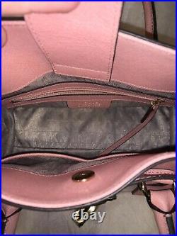 Pink Michael Kors Purse & Shoes
