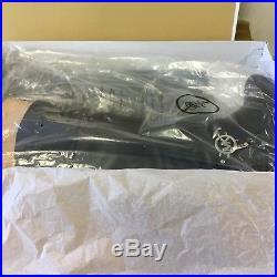 RRP £260 Genuine Michael Kors Fulton Harness Knee High Boots Size 4 Uk BNWT